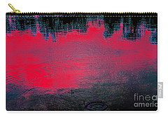 Create Reality Abstract Carry-all Pouch