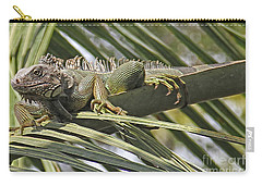 Eye Of The Iguana Carry-all Pouch