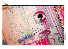 Eye On Art Carry-all Pouch