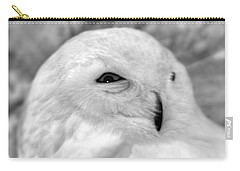 Carry-all Pouch featuring the photograph Eye On You by Adam Olsen