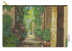 Eze Village Carry-all Pouch