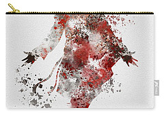 Ezio  Carry-all Pouch by Rebecca Jenkins