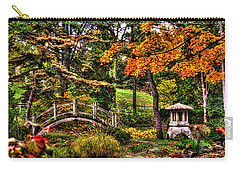 Fabyan Japanese Gardens I Carry-all Pouch