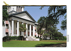 Facade Of The Old Florida State Carry-all Pouch by Panoramic Images