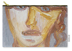 Face Five Carry-all Pouch