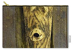 Faces #2 Carry-all Pouch by Mario Perron