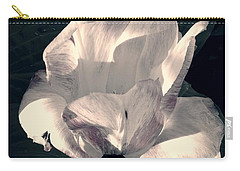 Carry-all Pouch featuring the photograph Faded Beauty by Photographic Arts And Design Studio