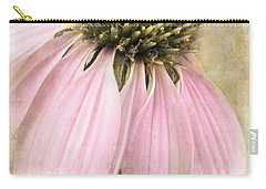 Faded Coneflower Carry-all Pouch