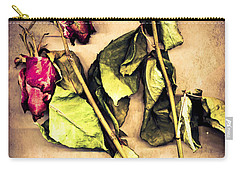 Faded Glory Carry-all Pouch by Jan Bickerton
