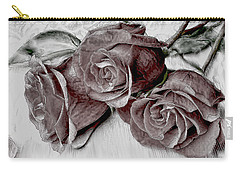 Faded Love Carry-all Pouch