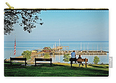 Fairhope Alabama Pier Carry-all Pouch