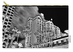 Fairmont From Plaza De Cesar Chavez Carry-all Pouch