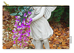 Carry-all Pouch featuring the photograph Fairy by Aimee L Maher Photography and Art Visit ALMGallerydotcom
