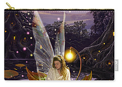 Fairy Princess Carry-all Pouch by Garry Walton