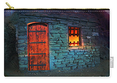 Fairy Tale Cabin Carry-all Pouch