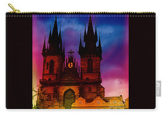 Fairy Tale Castle Prague Carry-all Pouch