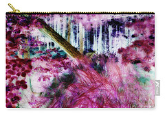 Carry-all Pouch featuring the photograph Fairy Tropicolor by Jamie Lynn
