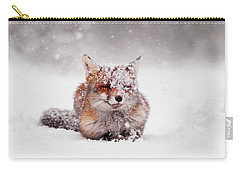 Fairytale Fox II Carry-all Pouch