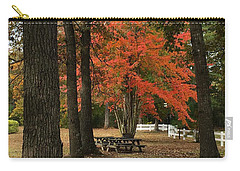 Fall Brings Changes  Carry-all Pouch by Amazing Photographs AKA Christian Wilson