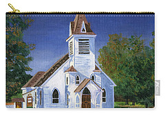 Fall Church Carry-all Pouch