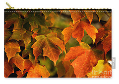 Fall Color Carry-all Pouch