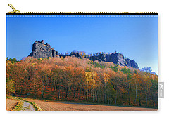 Fall Colors Around The Lilienstein Carry-all Pouch