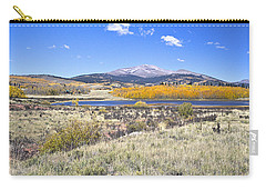 Fall Colors Fairplay Colorado Carry-all Pouch