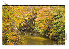 Fall Creek Foliage Carry-all Pouch