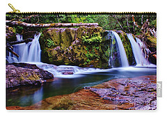Fall Creek Oregon 3 Carry-all Pouch