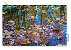 Fall Creek Carry-all Pouch by Pamela Clements