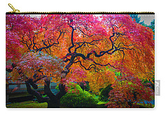 Fall Crowning Glory  Carry-all Pouch