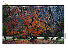 Fall Foliage At Lost Maples State Park  Carry-all Pouch