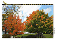 Fall Foliage Colors 09 Carry-all Pouch