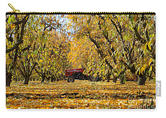 Fall In The Peach Orchard Carry-all Pouch