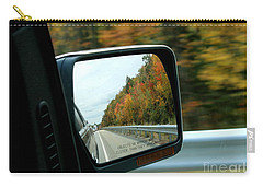 Fall In The Rearview Mirror Carry-all Pouch