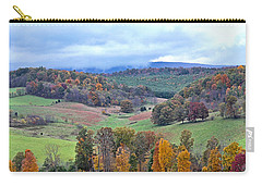 Fall In Virginia Carry-all Pouch by Denise Romano