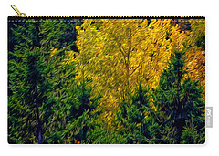 Fall Leaves Carry-all Pouch