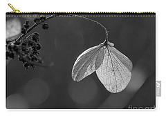 Hydrangea Flower Uw Arboretum Madison Wisconsin Carry-all Pouch