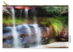 Carry-all Pouch featuring the photograph Fall by Miroslava Jurcik