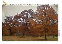 Fall On Antioch Road Carry-all Pouch
