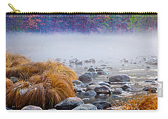 Fall On The Merced Carry-all Pouch
