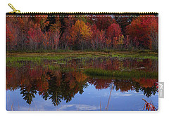 Fall Reflections Carry-all Pouch by Kerri Mortenson