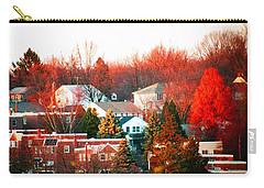 Fall Skyline Carry-all Pouch