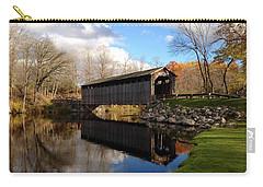 Fallasburg Bridge Carry-all Pouch