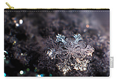 Fallen Beauty Carry-all Pouch by Rob Blair