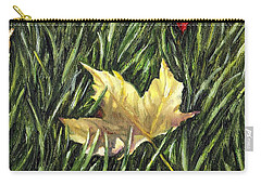 Fallen From Grace Carry-all Pouch by Shana Rowe Jackson
