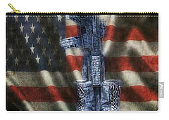 Fallen Soldiers Memorial Carry-all Pouch