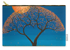 Falling For You Carry-all Pouch by Jerry McElroy
