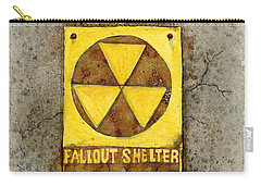Fallout Shelter #1 Carry-all Pouch