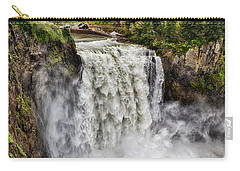 Falls In Love Carry-all Pouch by James Heckt
